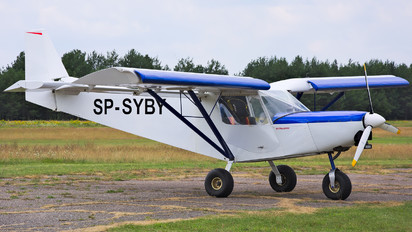 SP-SYBY - Private Zenith - Zenair CH 701 STOL