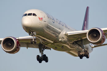 G-VFAN - Virgin Atlantic Boeing 787-9 Dreamliner