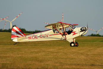 OE-CUV - Private Piper L-4 Cub