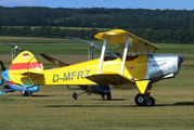 D-MFRZ - Private Platzer Kiebitz aircraft