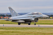 30+04 - Germany - Air Force Eurofighter Typhoon T aircraft