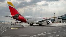 EC-MMG - Iberia Airbus A330-200 aircraft
