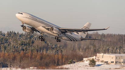 VP-CAC - Mid East Jet Airbus A330-200