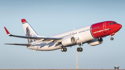 EI-FJW - Norwegian Air International Boeing 737-86J
