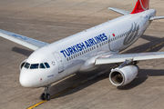 TC-JPR - Turkish Airlines Airbus A320 aircraft