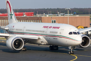 CN-RGC - Royal Air Maroc Boeing 787-8 Dreamliner