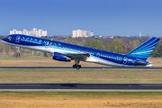 4K-AZ12 - Azerbaijan Airlines Boeing 757-200 aircraft