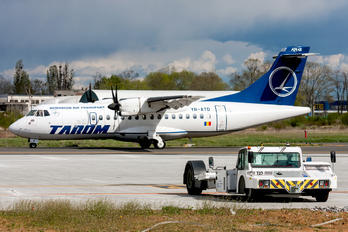 YR-ATD - Tarom ATR 42 (all models)