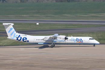 G-JECL - Flybe de Havilland Canada DHC-8-400Q / Bombardier Q400