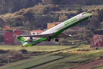 EC-MOX - Binter Canarias Canadair CL-600 CRJ-1000