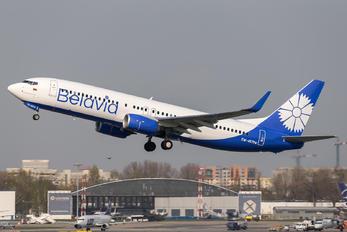 EW-457PA - Belavia Boeing 737-800