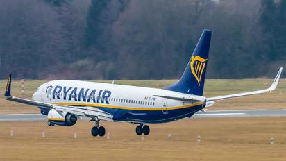 EI-FOC - Ryanair Boeing 737-800