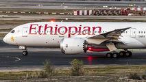 ET-ATJ - Ethiopian Airlines Boeing 787-8 Dreamliner aircraft