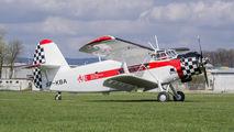 SP-KBA - Private Antonov An-2 aircraft