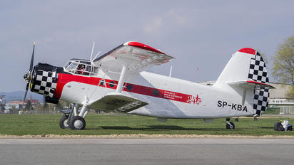 SP-KBA - Private Antonov An-2