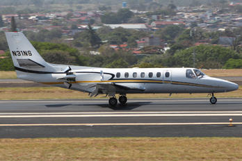 N31NS - Private Cessna 560 Citation Ultra