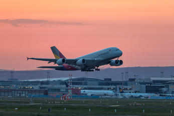 HL7626 - Asiana Airlines Airbus A380