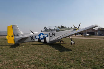 I-5151 - Private Loehle 5151 Mustang
