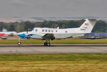 83-30497 - USA - Air Force Beechcraft C-12D Huron