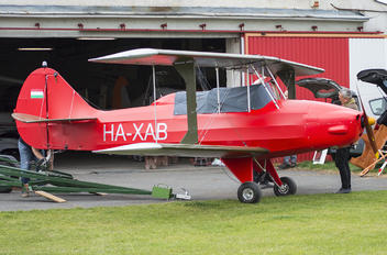 HA-XAB - Private Unknown Ultralight