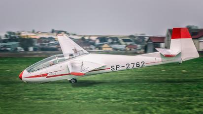 SP-2762 - Aeroklub Krakowski PZL SZD-9 Bocian