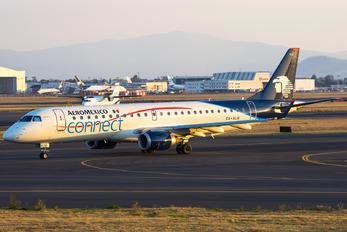 XA-ALU - Aeromexico Connect Embraer ERJ-190 (190-100)
