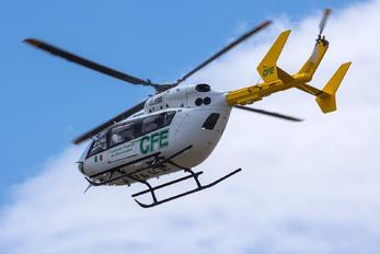 XA-UJE - Transportes Aereos Pegaso Airbus Helicopters H145