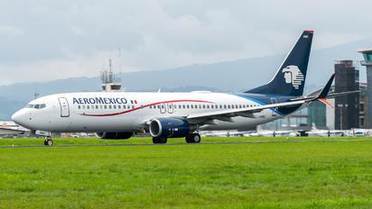 XA-AMC - Aeromexico Boeing 737-800