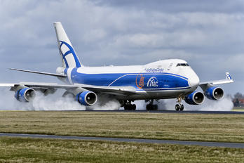 VO-BIA - Air Bridge Cargo Boeing 747-400F, ERF