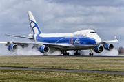 VO-BIA - Air Bridge Cargo Boeing 747-400F, ERF aircraft