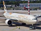 A6-ETC - Etihad Airways Boeing 777-300ER aircraft