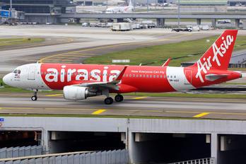 9M-AQX - AirAsia (Malaysia) Airbus A320