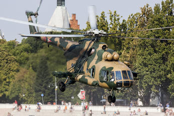 701 - Hungary - Air Force Mil Mi-17