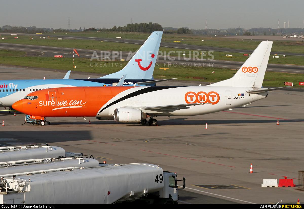 ASL Airlines OO-TNN aircraft at Liège-Bierset