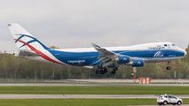 G-CLAA - Cargologicair Boeing 747-400F, ERF aircraft