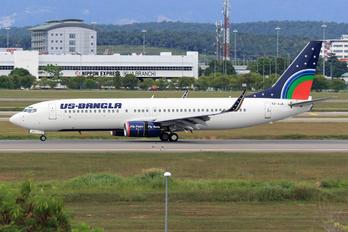 S2-AJA - US-Bangla Boeing 737-800