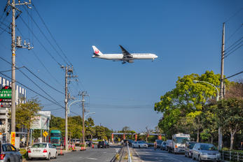 JA741J - - Airport Overview - Airport Overview - Photography Location
