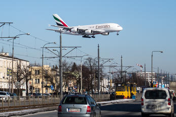 A6-EUK - Emirates Airlines - Airport Overview - Photography Location
