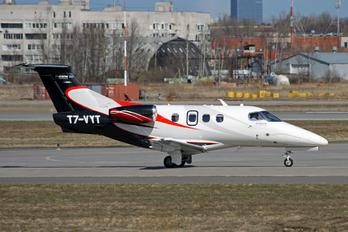 T7-VYT - Private Embraer EMB-500 Phenom 100