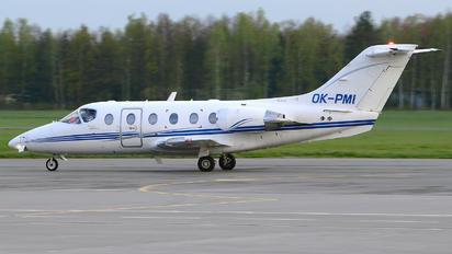 OK-PMI - Queen Air Beechcraft 400A Beechjet