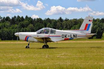 OK-LNI - Private Zlín Aircraft Z-142