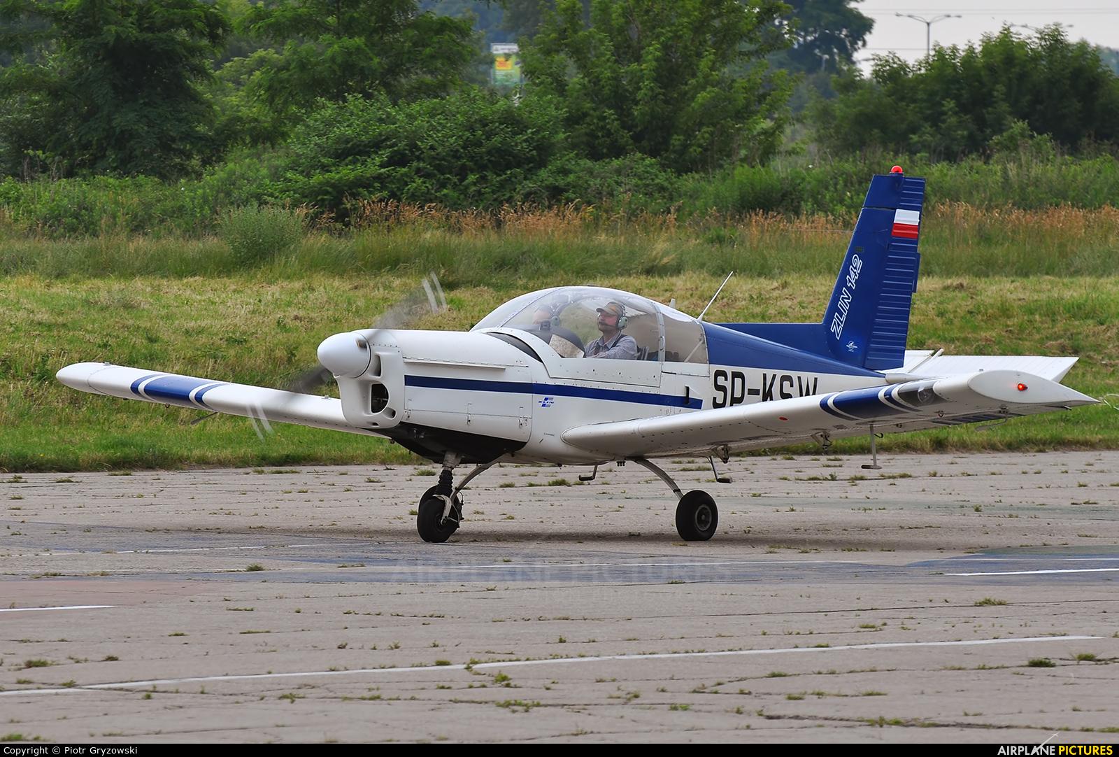 Private SP-KSW aircraft at Kraków, Rakowice Czyżyny - Museum of Polish Aviation