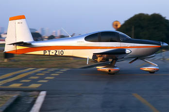 PT-ZIO - Private Vans RV-10