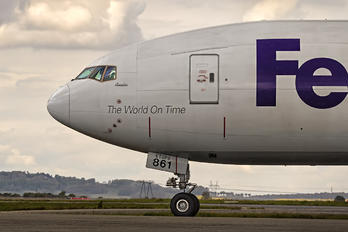 N861FD - FedEx Federal Express Boeing 777F