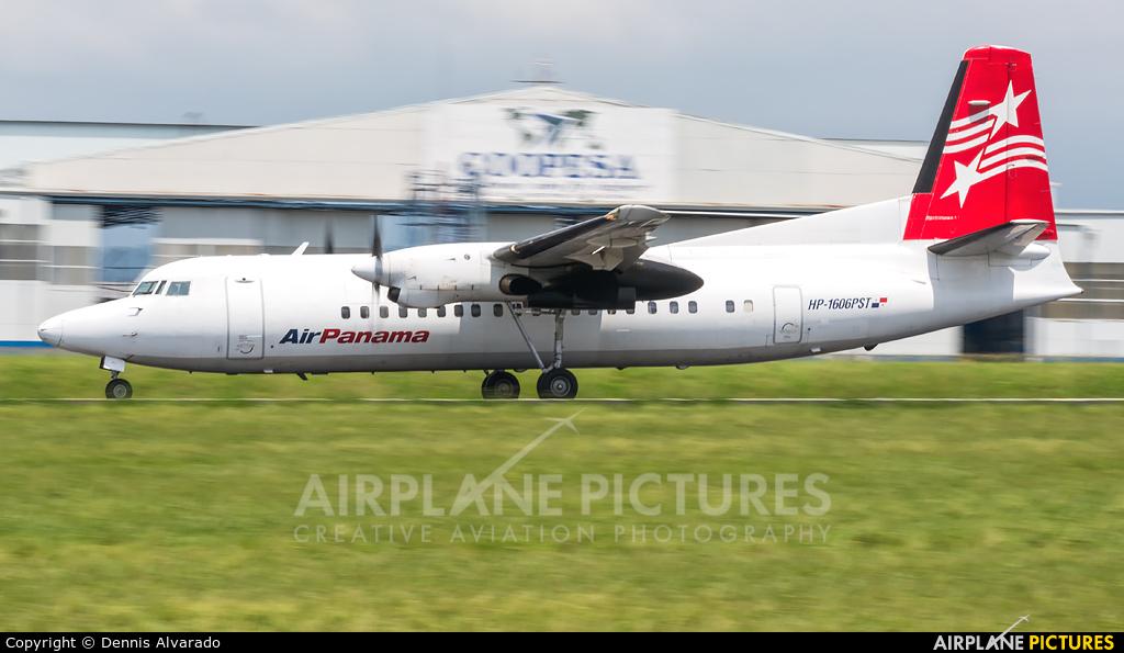 Air Panama HP-1606PST aircraft at San Jose - Juan Santamaría Intl