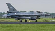 J-006 - Netherlands - Air Force Lockheed Martin F-16AM Fighting Falcon aircraft
