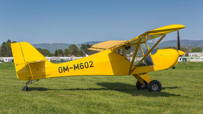 OM-M602 - Private Aeropro Fox 2K