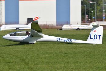 SP-3665 - Aeroclub of Poland Rolladen-Schneider LS8