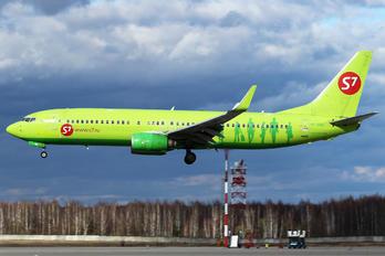 VP-BND - S7 Airlines Boeing 737-800