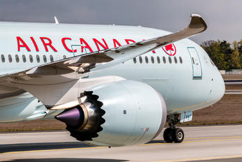 C-FRSO - Air Canada Boeing 787-9 Dreamliner